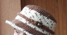26bc05b6d1 per fare questo cappellino ho seguito questo tutorial fatto molto bene per  fare il fiore ho