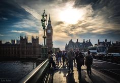 The world through my eyes: Big Ben and its tourists