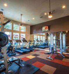 Fitness Center 512-326-5000 | 1-3 Bedroom | 1-2 Bath Falcon Ridge 500 E Stassney Ln, Austin, TX. 78745