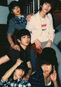 Back then in 2008 SHINee was so buing buing ♡☆