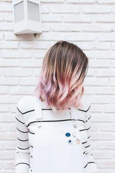 Finalmente post novo no blog sobre o meu novo hair! Estou contando um pouco sobre o corte e cor atual dele, então corre pra conferir!