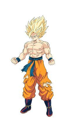Goku Super Saiyan Dragonball Z Dragon Ball Gt, Dragon Ball Image, Goku Drawing, Dbz Characters, Illustrations, Cartoon, Goku Pics, Anubis, Ghostbusters