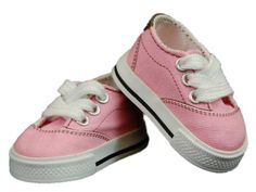 """COLLECTIBLE DOLL SHOES FOR 18"""" Madame Alexander Dolls Pink Sneakers in Dolls & Bears, Dolls, Clothes & Accessories 