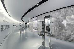 JDN / World Report / BASELWORLD 2013 吉岡徳仁によるスワロフスキーのスタンドデザイン