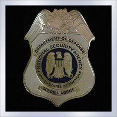 U.S. DoD National Security Agency Spc Agent