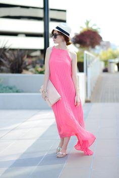 GiGi New York   M Loves M Fashion Blog   Desert Rose Carly Clutch