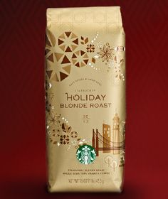 Starbucks® Holiday Blonde Roast @Brooke Duplantis is this any good?!