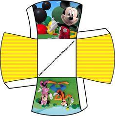 Montando minha festa: A casa do Mickey Mouse                              …