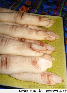 The Awkward moment when you realize its cinnamon stick with almond as nails