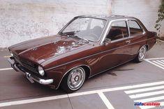 Chevette 1976 rebaixado