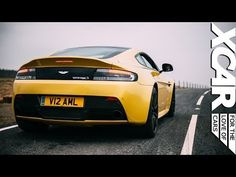 2015 Aston Martin V12 Vantage S: Pure Anger - XCAR - YouTube