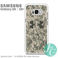 Under Armour Camo 4 Phone Case for Samsung Galaxy S8 & S8 Plus
