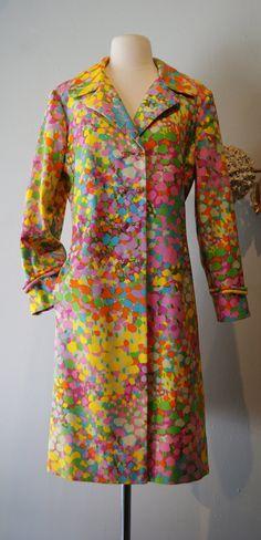 Mod •~• vintage coat