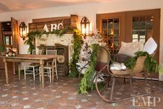 The ABC Winter Gala event we had the honor to style and furnish.  Photography by Studio EMP