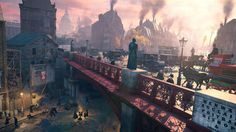 AC Syndicate: Ubisoft Releases Its First Screenshots