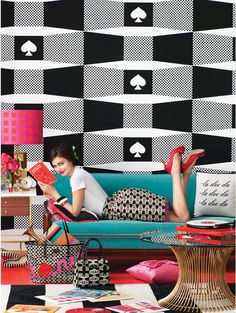 mes-reves-en-chanel:  Kate Spade Newyork - Preppy fashion here