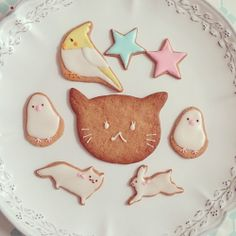 kawaii cookies