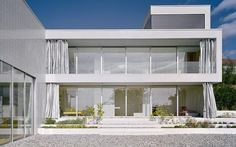 KOR Architekten modern house design architecture