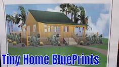 Off Grid Tiny Home Plan | Complete BluePrints
