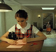 Shared by cinnamon girl. Find images and videos about film, wes anderson and moonrise kingdom on We Heart It - the app to get lost in what you love. Wes Anderson Style, Wes Anderson Movies, Movies Showing, Movies And Tv Shows, The Royal Tenenbaums, Grand Budapest Hotel, Moonrise Kingdom, Film Inspiration, The Best Films