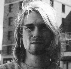60 fotos que no habías visto de Kurt Cobain | Taringa!