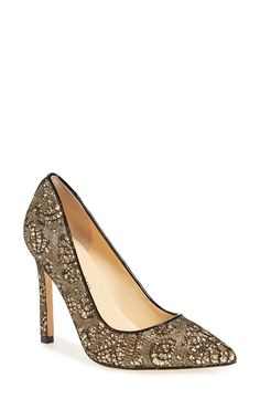 Ivanka Trump 'Carra' Pointy Toe Pump (Women) available at #Nordstrom