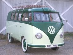 VW Bus 1954 - Christies Auction by Fine Cars, via Flickr