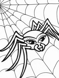 Beautiful Spider Walking On Spider Web Coloring Page : Color Luna Spider Coloring Page, Coloring Pages, Web Colors, Online Coloring, Walk On, Pictures, Image, Beautiful, Quote Coloring Pages