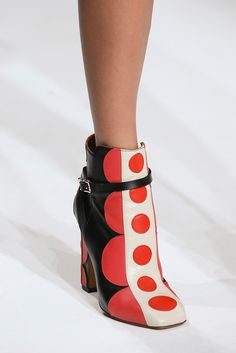I could never afford these, nor would I be quite brave enough to wear them, but OMFG, these are awesome!! Valentino 2015