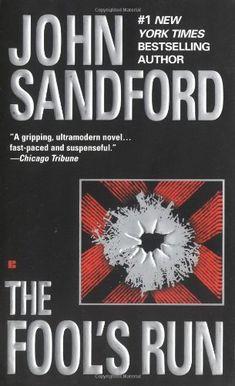 The Fool's Run (Kidd) by John Sandford  -- What a fun team.