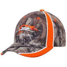 Dale Earnhardt Jr. Checkered Flag Youth JR Nation Adjustable Hat - Camo