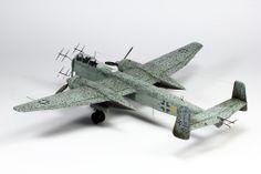 HE-219 A7 NJG3 - Tamiya 1/48