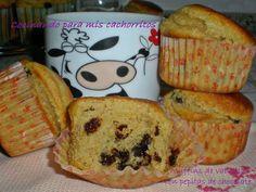 5 muffins súper ricos y muy saludables. ¡Son perfectos!