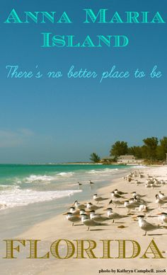 Anna Maria Island, Florida, photo by K. Campbell What a beautiful little piece of paradise it was.