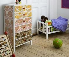 Retro style decor for your kids room | Home Decor Idea | Interior Design and Decoration Concepts