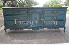 Custom Painted Dresser MADE TO ORDER by TraceysFancy on Etsy, $820.00