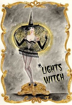 Lights Witch