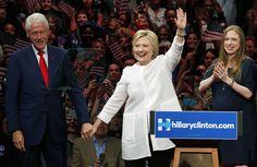 Hillary Clinton affrontera Donald Trump en novembre prochain. 1jour1actu t'explique les enjeux de l'élection présidentielle américaine.