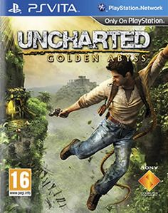 Uncharted Golden Abyss for PS vita