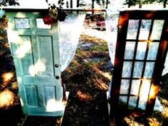 outdoor rustic wedding decorations - Google Search