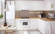Najlepsze Obrazy Na Tablicy Knoxhult White 38 Ikea Kitchen
