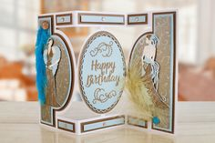 Art Deco Collection by Tattered Lace                                                                                                                                                                                 More