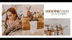 Classic Bohemian Styled Shoot Social Media - YouTube Wedding Function, Industrial Wedding, Bohemian Style, Social Media, Table Decorations, Classic, Youtube, Derby, Social Networks
