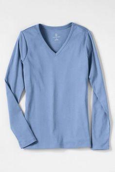 Women's Plus Size 3/4 Sleeve Performance V-neck Sweater - so ...