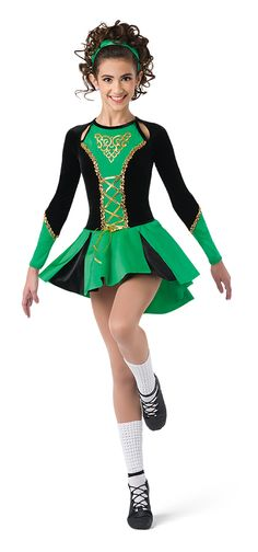 Costume Gallery | Shamrock Stomp Novelty Costume