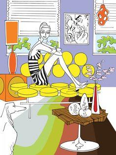 James Dignan - The Illustration Room