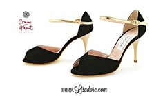 World's Finest Collection of Comme il Faut shoes - Argentine Tango Shoes. Exclusive, Handmade, Comfortable, Feminine.