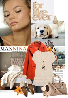 """MAXnina.com"" by lagomera ❤ liked on Polyvore"