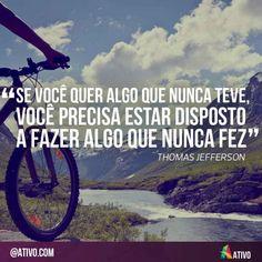Frase do dia Cool Bicycles, Cool Bikes, Frases Biker, Peace Love And Understanding, Bike Brands, Moto Bike, Bike Frame, Life Motivation, Worlds Of Fun