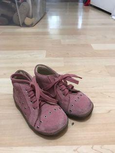 67ad04cbf67 Falcotto Baby Girl Size 22 (US) Shoes Condition is Pre-owned.